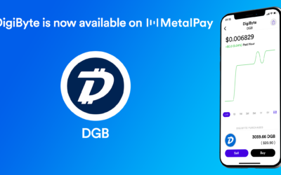 Metal Pay welcomes DigiByte to our Marketplace