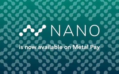 Metal Pay welcomes Nano to our Marketplace