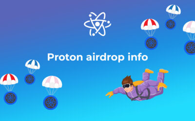 Proton (XPR) airdrop information