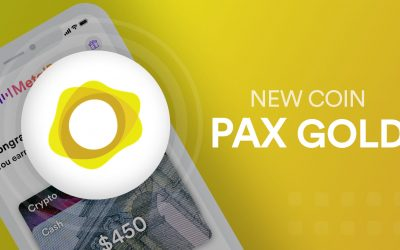Metal Pay welcomes Paxos Gold (PAXG) to our Marketplace