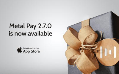 Metal Pay 2.7.0 for iOS is now available!